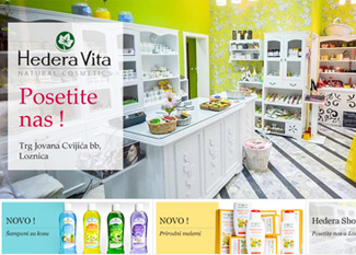 Hedera Vita Natural Cosmetics